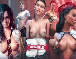 SexWorld3D game