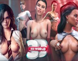 SexWorld3D game