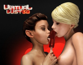 Virtual Lust 3D free game